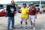 Scotty, from Shults Ford Lincoln, with Ed & Ken
