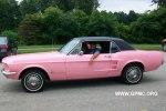 Al & Mila-1967 Mustang