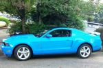 Bill and Debbie's 2011 Mustang