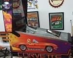 Corvette pinball