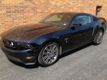 Doren's 2010 Mustang GT Premium nicknamed Black Beauty 2.0