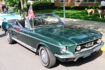 Frank and Joanne 1967 Mustang GT View1