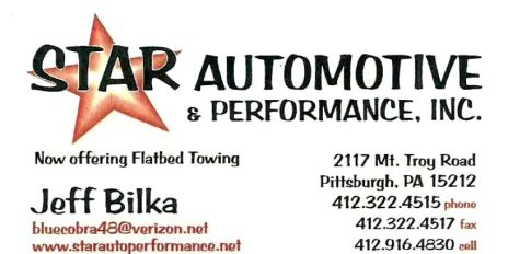 Star Automotive 2015