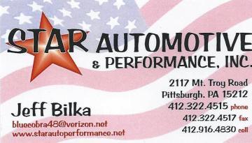 Star Automotive GPMC 2014 Ad