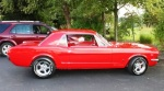 Terry's 1965 Mustang GT Coupe