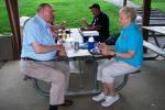 John and Carole at Moon Township Park