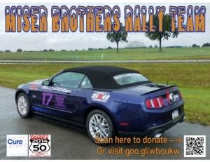 Miser Bros Rally Team