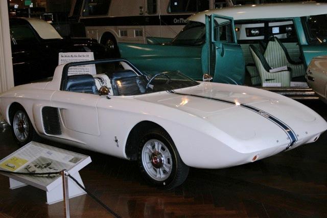 Prototype Mustang 1962 view 1