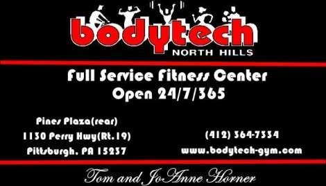 BodyTech Gym.2015