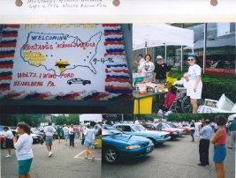 Sept. 4, 1996: Mustangs Across America; Woltz & Wind Ford