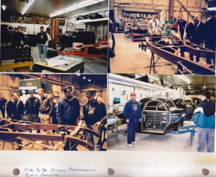 Feb. 8, 1992: Outlow Performance Plant Facility