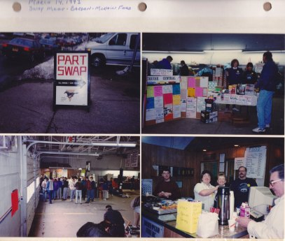 March 14, 1993: Swap Meet; Barden-McKain Ford