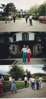 April 29, 1990: Linden Hall Tour & Dinner, Dawson PA
