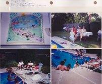 July 17, 1993: Pool Party & Cruise; Harold & Karen Borgen's House