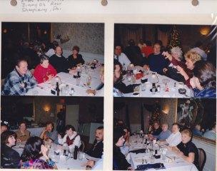 1998 XMAS Party: Jimmy G's Rest., Sharpsburg PA
