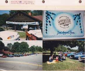 June 11, 1989: 3rd annual picnic; Roosevolt Grove, North Park