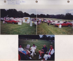 July 24, 1993: Vintage Grand Prix; Schenley Park
