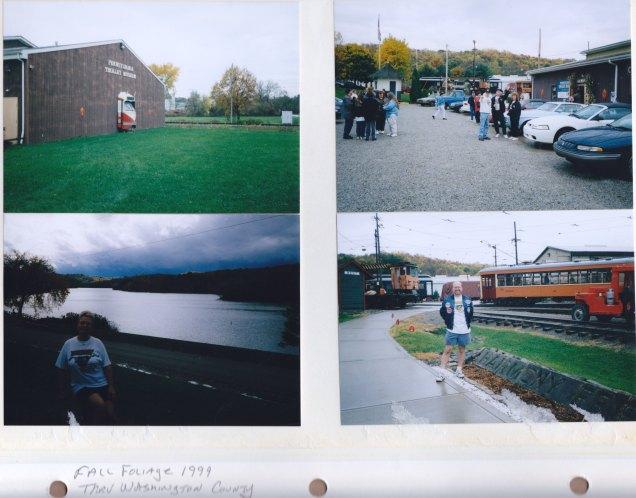 1999 Fall Foliage Tour thru Washington County