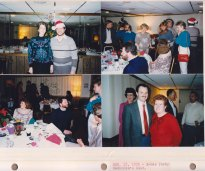 Dec. 18, 1988: XMAS Party Carmody's Restaurant