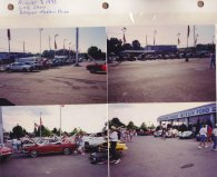 August 8, 1993: Car Show; Barden-McKain Ford