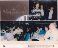 "Oct. 18, 1987: Big Band Dinner Cruise; Cruise of the Three Rivers of Pgh aboard the river boat ""Majestic"""