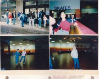 Nov. 29, 1987: Spinning Wheels Skating World; Library Road; South Hills PA
