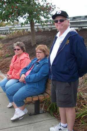 Theresa, Carol, Scott