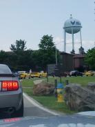 Leaving Guard Base