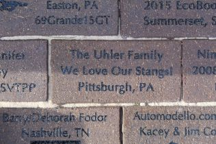 Uhler Family Brick